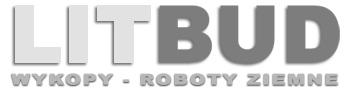 Wykopy – Roboty ziemne – LitBud